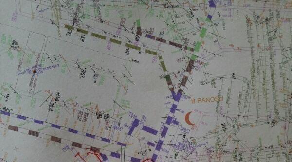 İşte Ölüm Koridorlarının Krokileri-ek Fotoğraf