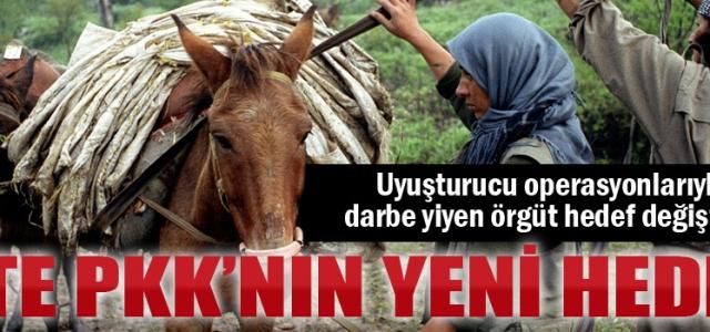 İşte PKK'nın yeni hedefi