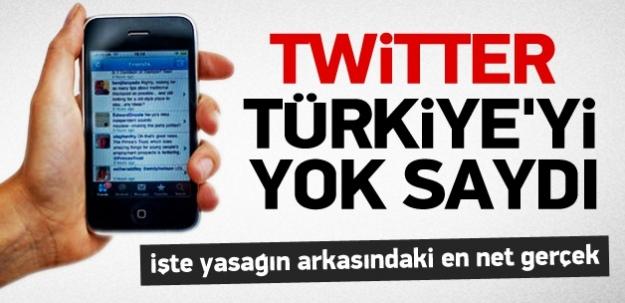 İşte Twitter yasağının ardındaki net gerçek!