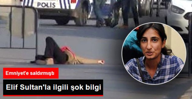 İstihbarat, Elif Sultan Kalsen'in İzini Kaybetmiş