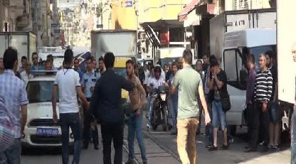 İstiklal Caddesi'ni Birbirine Kattı, Tekme İle Etkisiz Hale Getirildi