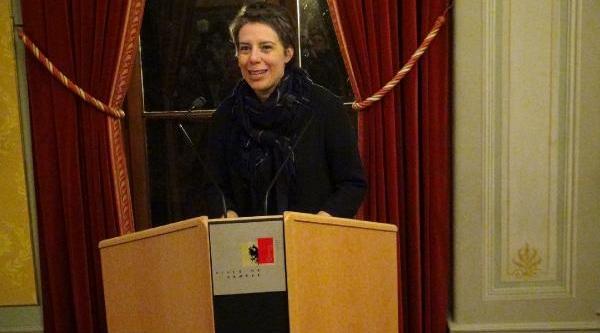 Isviçre Yabanci Gazeteciler Derneği  85. Kuruluş Yildönümünü Kutladi