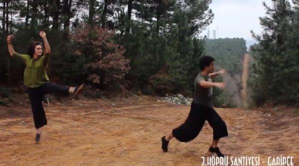 İsyan Dansı:.gezi Parkı, Haydarpaşa, Akm, Emek Sineması...