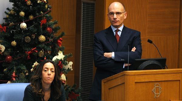 Italya Başbakani Letta: Italya'Nin 30 Yilini Kurtardik