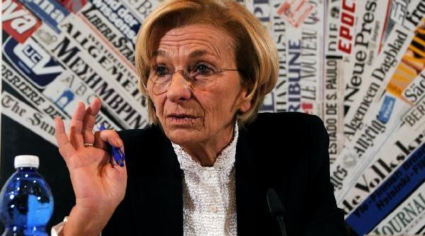 Italya Dişişleri Bakani Bonino: Gezi Parki Olaylari, Türkiye-Ab Ilişkilerine Ivme Kazandirdi