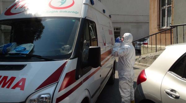 İtalyan Kadın Ebola Şüphesiyle Hastaneye Götürüldü (1)