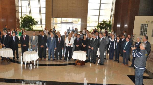 İzmir Adliyesi'nde 7 Makaslı Açılış