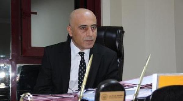 Izmir Baro Başkan Yardimcisi Demir: