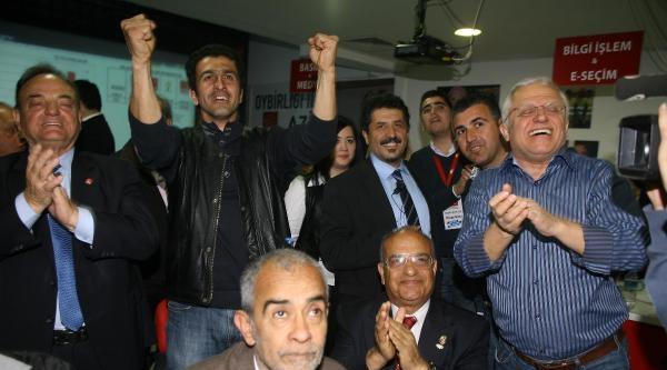 İzmir Chp'de Davullu Zurnalı Erken Kutlama-ek Fotoğraflar