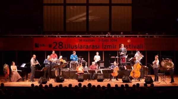İzmir Festivali Sona Erdi