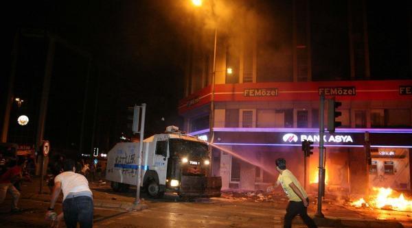 İzmir Gezi Parkı Eylemlerinde 23 Çocuğa Beraat