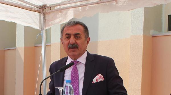 İzmir Halk Sağlığı Hizmet Binası Törenle Açıldı