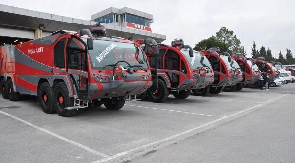 İzmir İç Hatlar Terminali Pazartesi Günü Açılacak