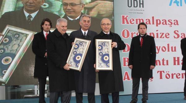 İzmir İç Hatlar Terminali Pazartesi Günü Açılacak (4)