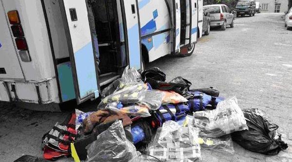 İzmir Polisi Kaçaklara Geçit Vermedi