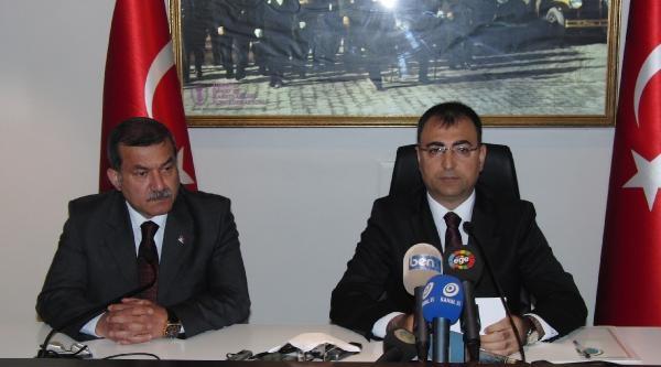 İzmir Valisi Ve Emniyet Müdürü İçin Suç Duyurusu