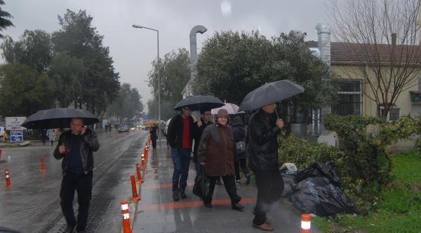 İzmir Yağmura Kavuştu