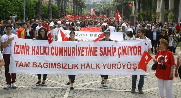 İzmir'de 19 Mayıs'ta Soma Yası
