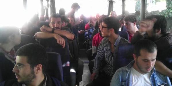 Izmir'de 35 Tgb Üyesi Gözaltina Alindi - Fotoğraflar