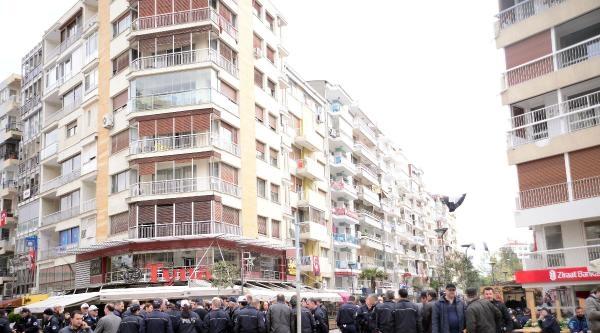 İzmir'de Başbakan Erdoğan Hazırlığı