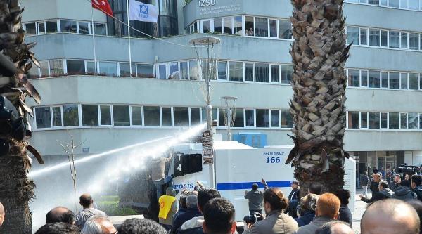 İzmir'de Berkin Elvan Eylemine Polis Müdahalesi / Ek Fotoğraflar