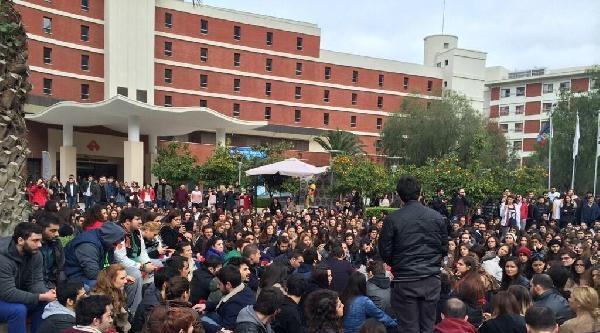 İzmir'de Berkin Elvan İçin Protesto Gösterisi