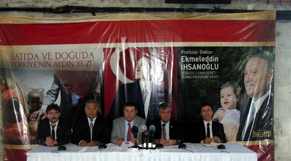 İzmir'de Beş Parti İl Başkanı'ndan 'sandık' Çağrisi