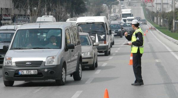İzmir'de De, Polise 11 Şubat-5 Nisan Tarihleri Arasında Arama İzni
