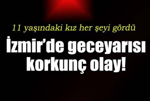 İzmir'de dehşet! Eşi ve 2 kızını öldürdü