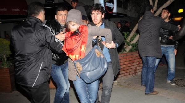 İzmir'de Eylemlerde Gözaltına 22 Kişi Serbest Bırakıldı