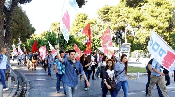 İzmir'de Gezi'nin Yıldönümü