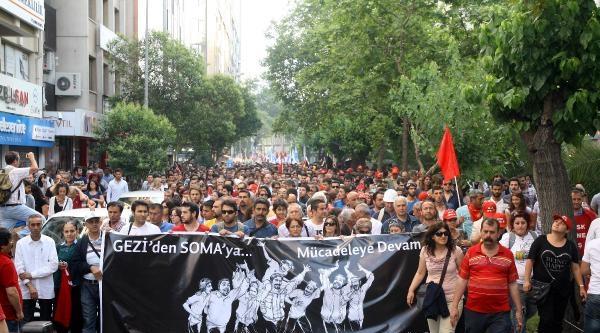 İzmir'de Gezi'nin Yıldönümü (2)