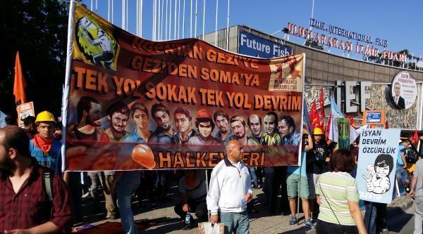 İzmir'de Gezi'nin Yıldönümü (ek Fotoğraflar)