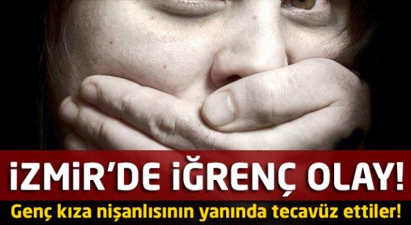 İzmir'de iğrenç olay!