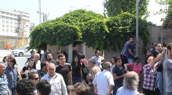 İzmir'de İşgalci 38 Öğrenci Adliyeye Sevk Edildi