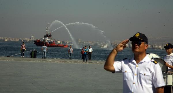 İzmir'de Kabotaj Bayramı Kutlandı