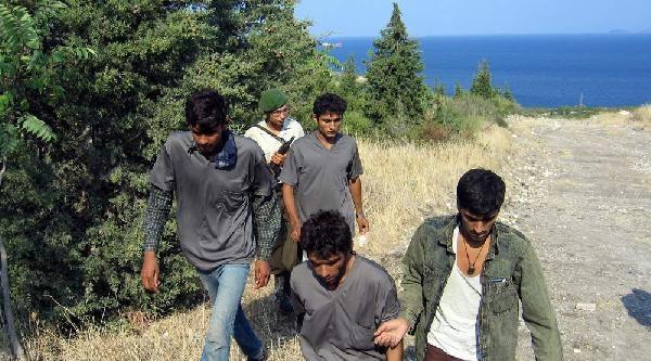 İzmir'de Kaçakları Yakalamak İçin İnanilmaz Takip