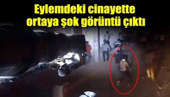 İzmir'de Kobani eylemlerindeki cinayette yeni görüntüler çıktı