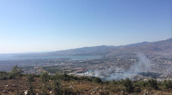 İzmir'de Orman Yangını (2)