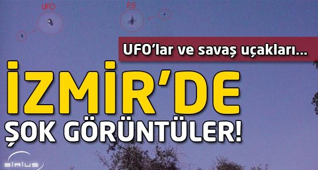 İzmir'de şok görüntüler!