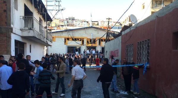 İzmir'de Tüp Deposunda Patlama (2)