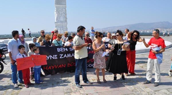 İzmirli Hayvanseverlerden Fenerbahçeli Volkan'a Tepki