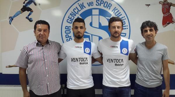 İzmirspor'da Transferler Sürüyor