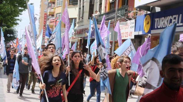 İzmit'te 1 Mayıs Yürüyüşü /ek Fotoğraflar