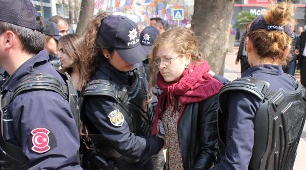 İzmit'te Erdoğan'ın Mitingi Öncesi 30 Gözaltı