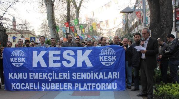 İzmit'te Erdoğan'ın Mitingi Öncesi 30 Gözaltı (2)