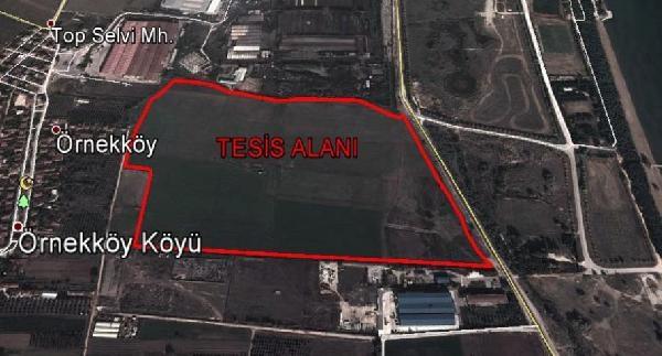 İznik Gölü Kıyısına Kurulacak Kağıt Fabrikası İçin Çed Raporu Davası