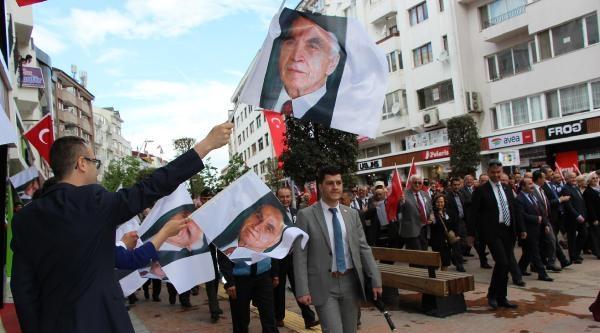 İzzet Baysal İçin 'şükran Yürüyüşü'ne 5 Bin Kişi Katıldı
