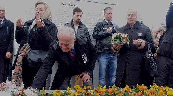 İzzet Baysal, Ölümünün 14'üncü Yılında Anıldı