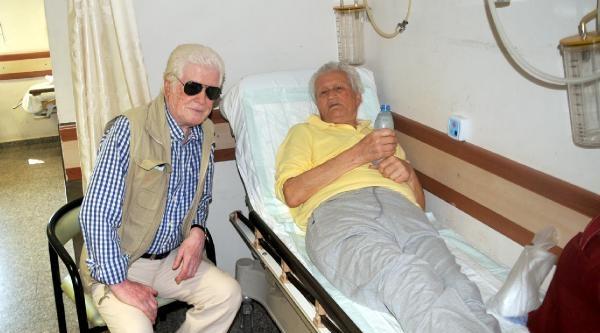 İzzet Günay, Ağabeyi İçin Hastane Nöbetinde